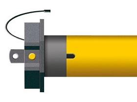 Schellenberg Rohrmotor Antrieb